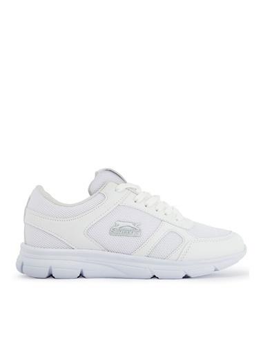 Slazenger Slazenger ESCAPE I Sneaker Kadın Ayakkabı K. Beyaz